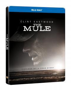Curierul traficantilor / The Mule (Steelbook Blu-Ray Disc)