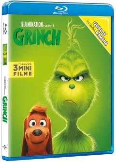 Grinch (Blu-Ray Disc)