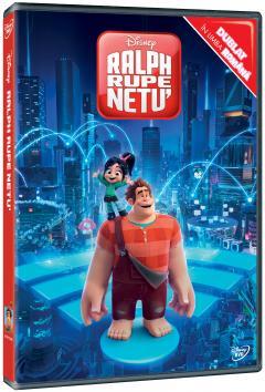 Ralph rupe netu / Ralph breaks the internet