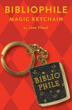 Breloc - Bibliophile Magic