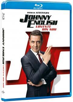Johnny English loveste din nou / Johnny English Strikes Again (Blu-Ray Disc)