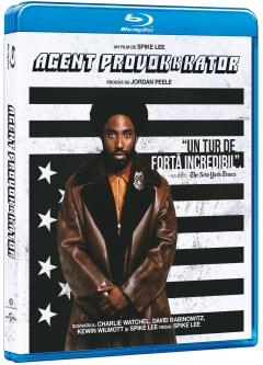 Agent Provokkkator / Blakkklansman (Blu-Ray Disc)