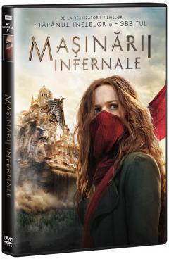 Masinarii Infernale / Mortal Engines