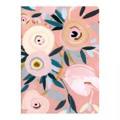 Set 2 carnete - Painted Petals