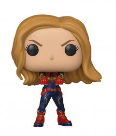 Figurina - Avengers - Captain Marvel