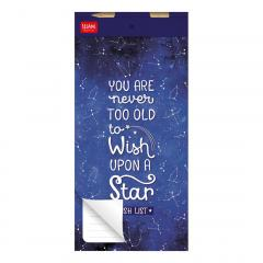 Carnet magnetic - Star