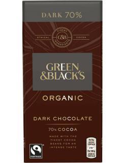 Ciocolata - 70% Cocoa Dark Chocolate, Organic