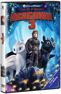 Cum sa-ti dresezi dragonul 3 / How to train your Dragon 3