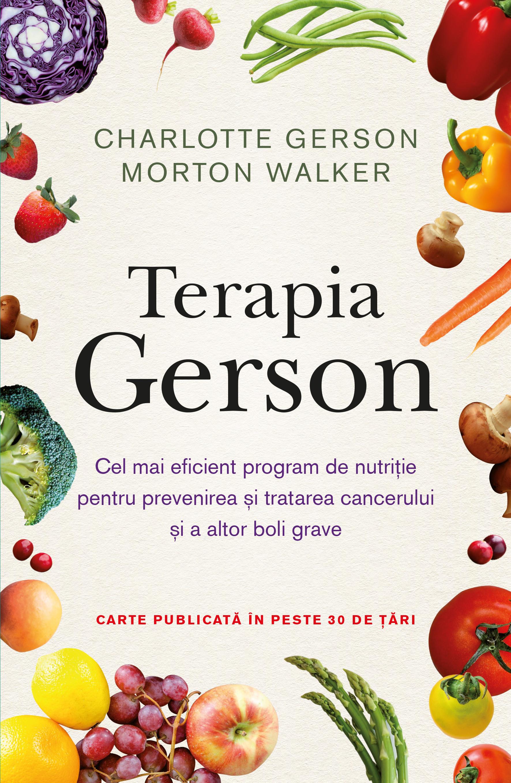 Terapia Gerson - Charlotte Gerson