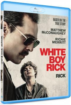 Rick / White Boy Rick (Blu-Ray Disc)