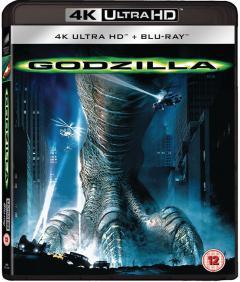 Godzilla (4K Ultra HD + Blu-ray)