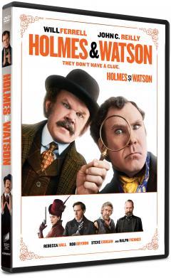 Holmes si Watson / Holmes and Watson