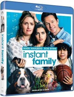 Familie de-a gata / Instant Family (Blu-Ray Disc)