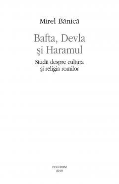 Bafta, Devla si Haramul