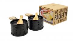 Kit pentru preparare Raclette - 2 persoane