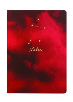 Carnet - Constellation - Libra