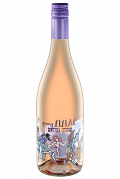 Vin rose - Young Liliac Light Rose, 2017, sec