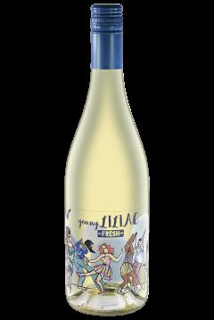 Vin alb - Young Liliac Fresh, 2017, sec