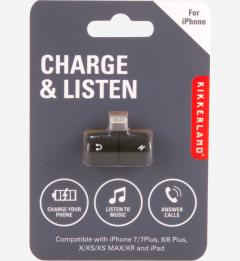 Incarcator 2 in 1 - Charging & Listening