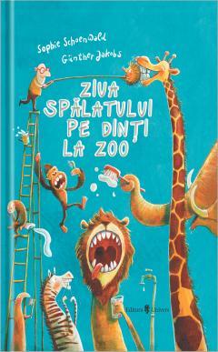 Ziua spalatului pe dinti la zoo