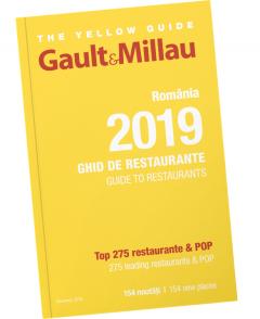Gault&Millau Romania Ghid de Restaurante 2019