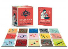 Kit magneti - IFLScience Molecular - Say It With Science!