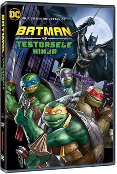 Batman vs Testoasele Ninja / Batman vs Teenage Mutant Ninja Turtles