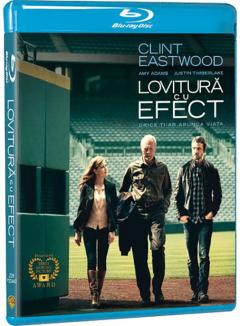 Lovitura cu efect / Trouble with the Curve (Blu-Ray Disc)