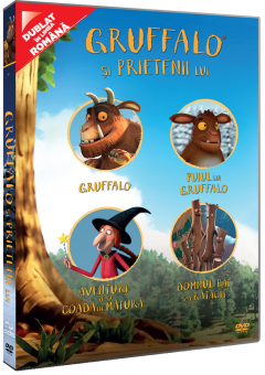Gruffalo si prietenii lui / Gruffalo and His Friends