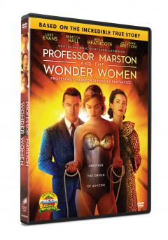 Profesorul Marston si femeile fantastice / Professor Marston and the Wonder Women