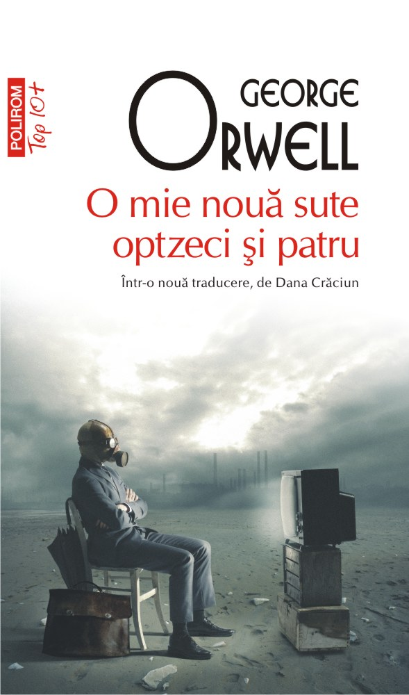 Coperta 1984, George Orwell