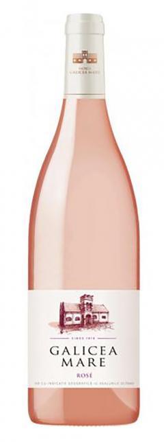 Vin rose - Galicea Mare, Feteasca Neagra, sec