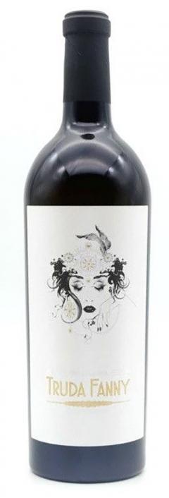 Vin alb - Casa de vinuri Stefanesti, Truda Fanny Alb, sec, 2016