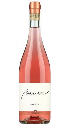 Vin rose - Crama Bauer, Negru de Dragasani, sec 2017