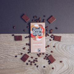Ciocolata bogata in lapte cu cafea