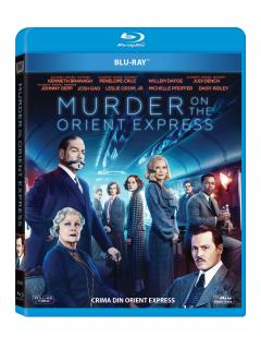 Crima din Orient Express (Blu Ray Disc) / Murder on the Orient Express