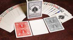 Carti de joc - Bicycle Silver