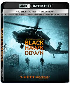 Elicopter la pamant! / Black Hawk Down (4K Ultra HD + Blu-Ray)