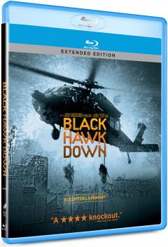 Elicopter la pamant! / Black Hawk Down (Blu-Ray Disc)