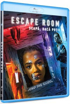 Scapa, daca poti! / Escape Room (Blu-Ray Disc)