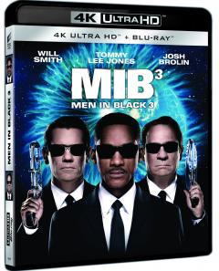 Barbati in Negru 3 / Men in Black 3 (4K Ultra HD + Blu-Ray Disc)