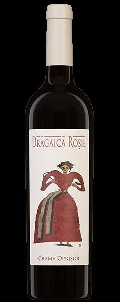 Vin rosu - Dragaica Rosie, 2015, sec