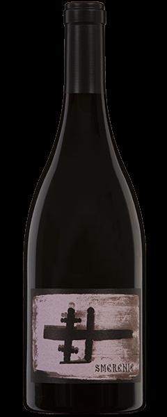 Vin rosu - Smerenie, Shiraz, Pinot Noir, 2015, sec