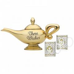 Serviciu de ceai de jucarie - Lampa lui Aladdin
