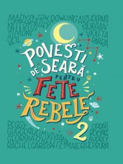 Povesti de seara pentru fete rebele