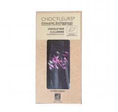 Ciocolata amaruie cu lavanda