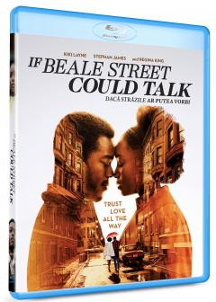Daca strazile ar putea vorbi / If Beale Street Could Talk (Blu-Ray Disc)