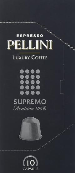 Capsule espresso - Luxury Coffee Supremo Arabica 100