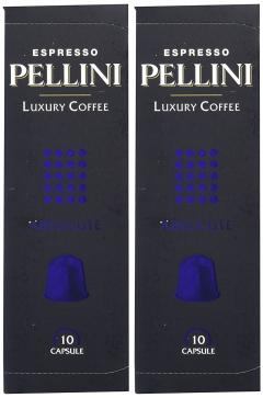 Capsule espresso - Pellini Luxury Coffee Absolute Arabica 100%