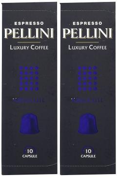 Capsule espresso - Pellini Luxury Coffee Absolute Arabica 100%